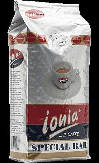 Ionia Kaffee Espresso Special Bar 1kg Bohnen