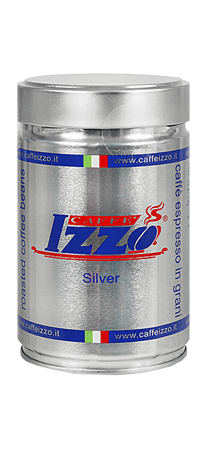 Izzo Napoletano Silver 250g Bohnen Dose
