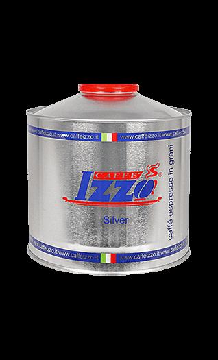 Izzo Espresso Napoletano Silver Bohnen 1kg Dose