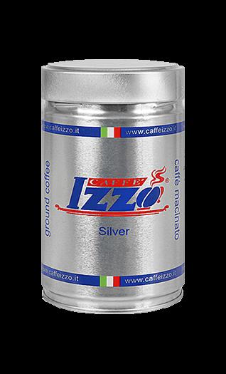 Izzo Espresso Napoletano Silver gemahlen 250g Dose