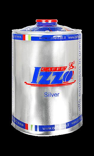 Izzo Caffe Napoletano Silver 3000g Bohnen Dose