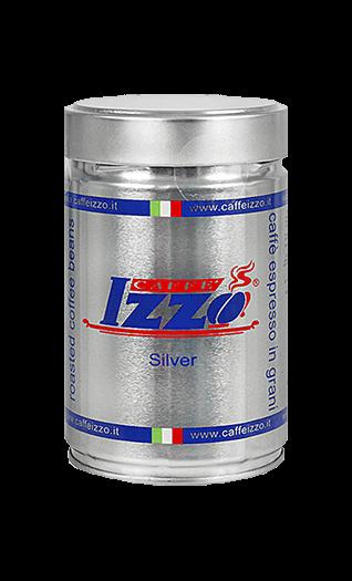 Izzo Espresso Napoletano Silver Bohnen 250g Dose