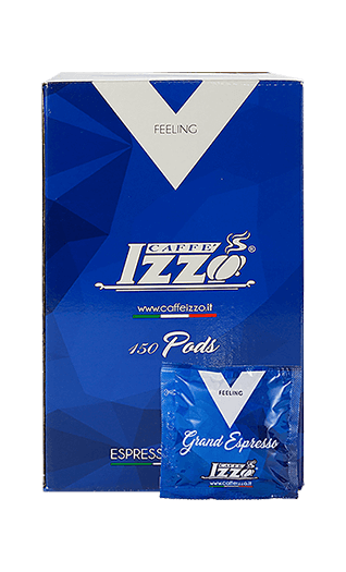 Izzo Kaffee Napoletano Silver 150 Pads
