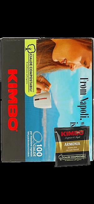 Kimbo Armonia E.S.E. Pads 100 Stück