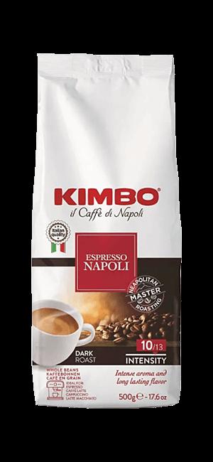 Kimbo Napoletano 500g Bohnen