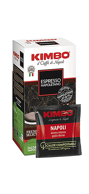 Kimbo Napoletano E.S.E. Pads 18 Stück