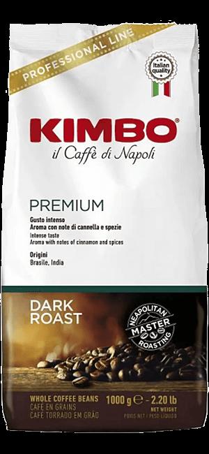 Kimbo Premium Bohnen 1kg