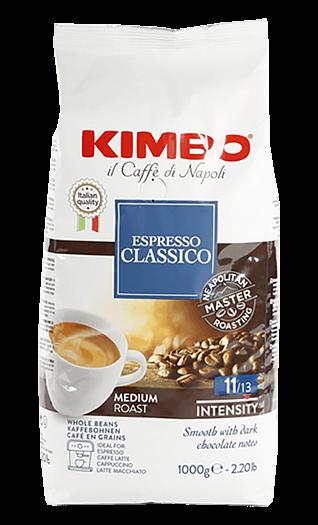 Kimbo Caffe Classico Bohnen 1kg