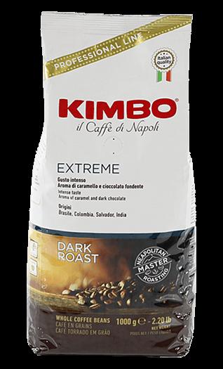 Kimbo Kaffee Espresso Extreme Bohnen 1kg