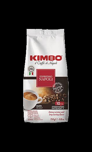 Kimbo Kaffee Espresso Napoletano gemahlen 250g