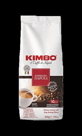 Kimbo Kaffee Napoletano Bohnen 500g