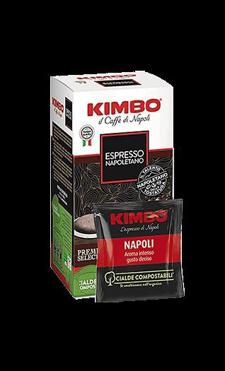 Kimbo Kaffee Espresso Napoletano Pads 18 Stück