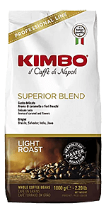 Kimbo Kaffee Espresso Superior Blend Bohnen 1kg