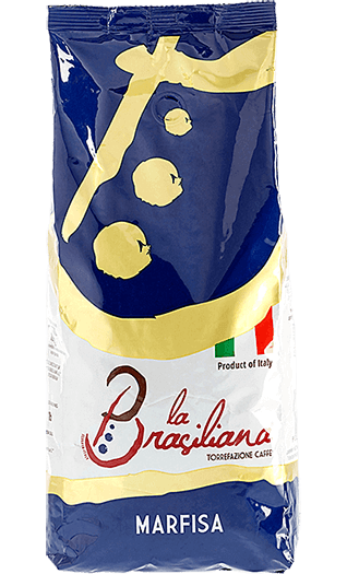 La Brasiliana Espresso MARFISA Bohnen 1kg