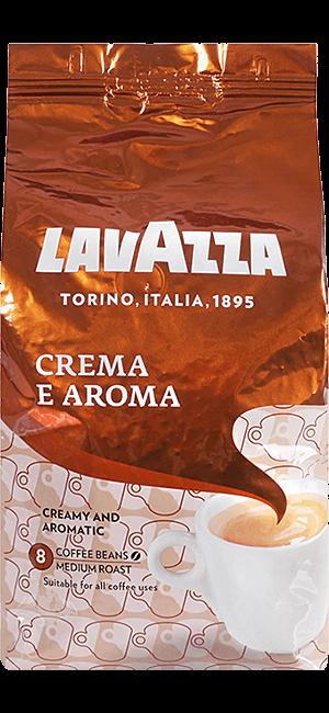 Lavazza Crema e Aroma 1kg Bohnen