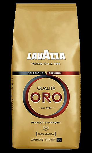 Lavazza Qualita Oro 1kg Bohnen
