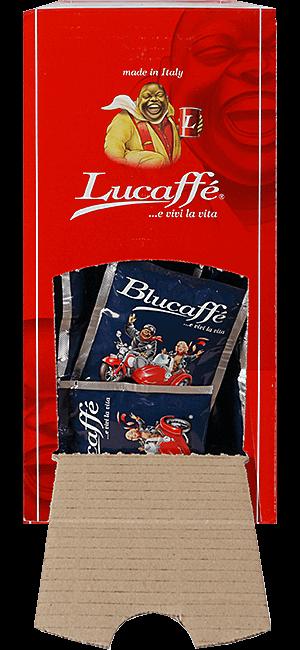 Lucaffe Blucaffe Pads 150 Stück