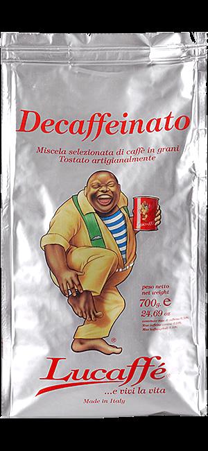Lucaffe Decaffeinato 700g Bohnen
