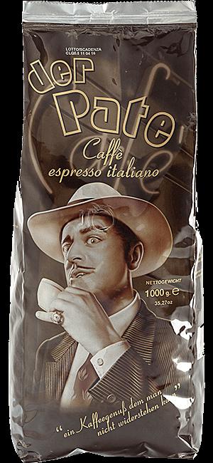 Lucaffe der Pate 1kg Bohnen