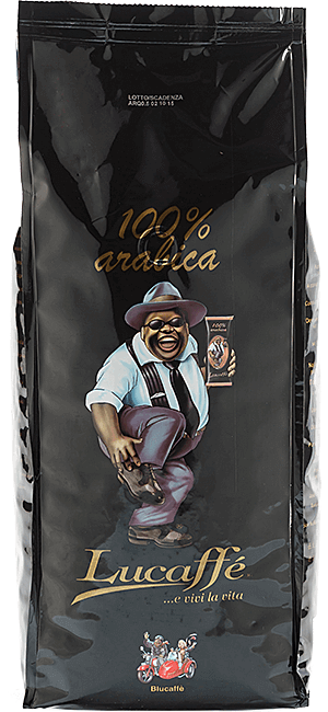 Lucaffe Mr. Exclusive 100% Arabica Bohnen 1kg