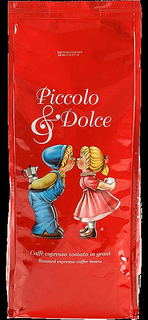 Lucaffe Piccolo & Dolce Bohnen 1kg