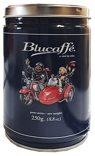 Lucaffe Blucaffe 250g Bohnen Dose