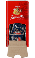 Lucaffe Kaffee Blucaffe Pads 150 Stück