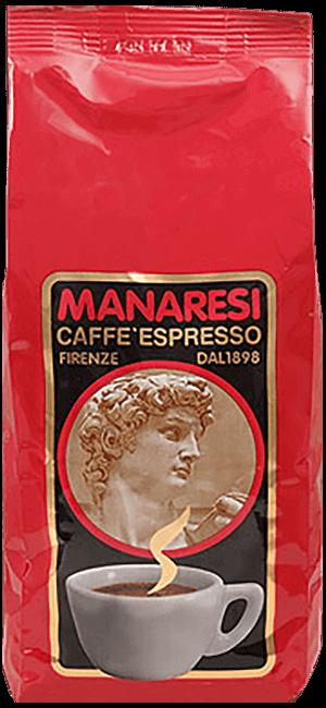 Manaresi Rosso 1kg Bohnen