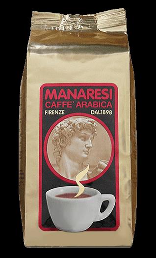Manaresi Caffe Oro 1000g Bohnen