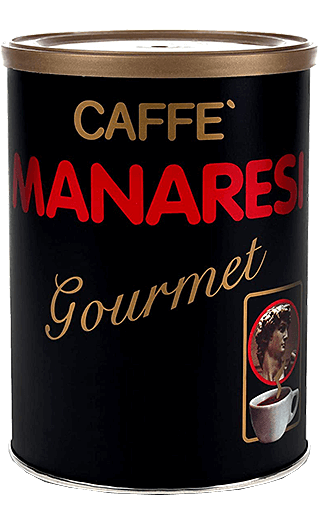 Manaresi Gourmet 250g gemahlen Dose