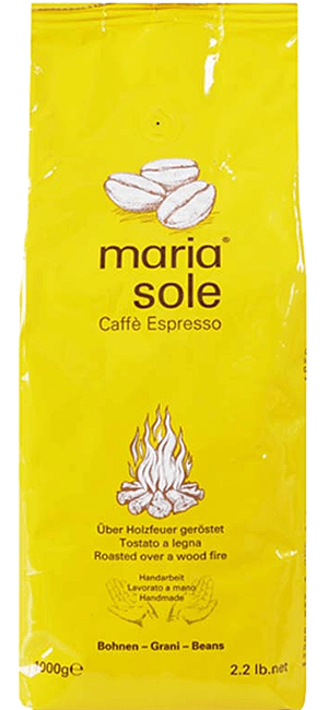 MariaSole Caffe Espresso Bohnen 1kg