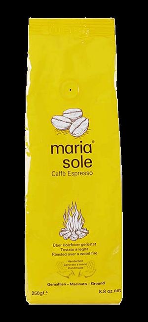 MariaSole Caffe Espresso gemahlen 250g
