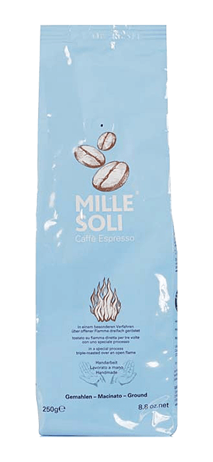 MilleSoli Caffe Espresso gemahlen 250g