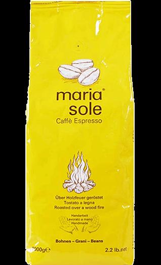 MariaSole Kaffee 1000g Bohnen