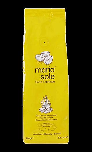MariaSole Kaffee Espresso gemahlen 250g