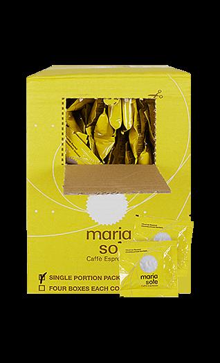 MariaSole LineaVerde Caffe Espresso Pads 150 Stück
