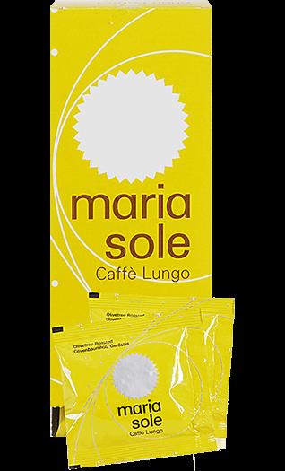 MilleSoli Caffe Espresso Pads 150 Stück