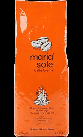 MariaSole Caffe Crema 1000g Bohnen
