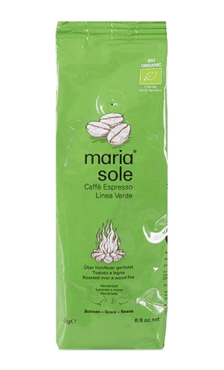 MariaSole Kaffee LineaVerde BIO 250g Bohnen