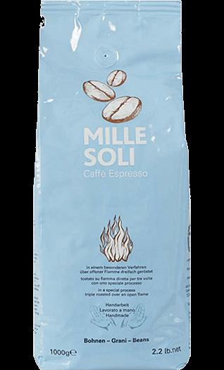 MilleSoli Kaffee Espresso 1000g Bohnen