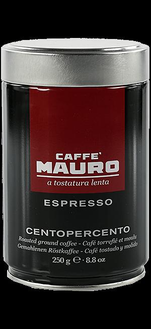 Mauro Centopercento 250g gemahlen Dose
