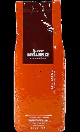 Mauro Kaffee Espresso De Luxe 1000g Bohnen