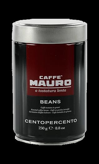 Mauro Espresso Centopercento Bohnen 250g Dose