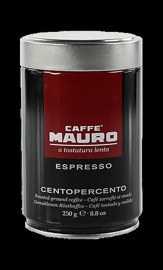 Mauro Centopercento gemahlen 250g Dose