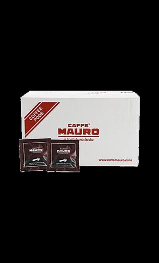 Mauro Kaffee Centopercento Pads 150 Stück