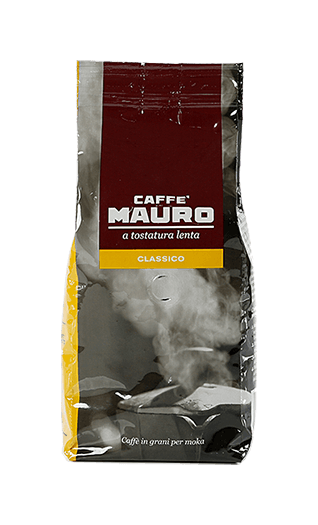 Mauro Kaffee Classico Bohnen 500g