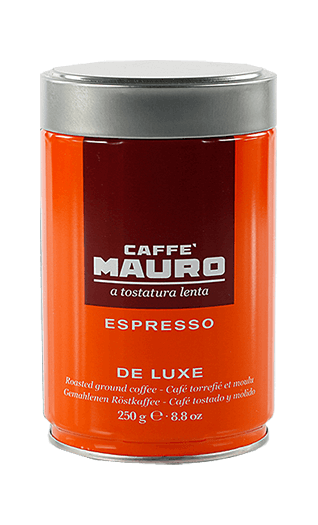 Mauro Kaffee Deluxe gemahlen 250g Dose