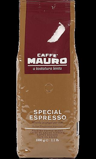 Mauro Kaffee Espresso Special Espresso Bohnen 1kg