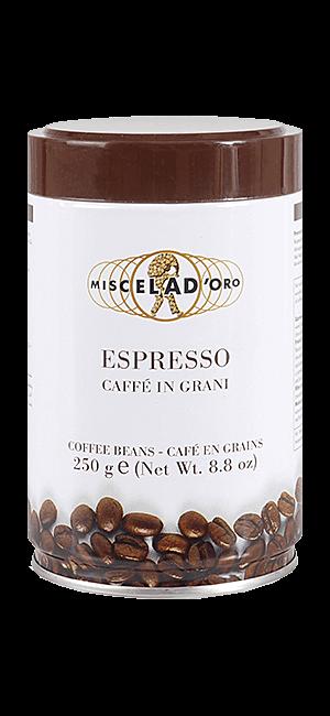 Miscela d\'Oro Espresso n Grani Bohnen 250g Dose