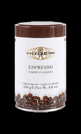 Miscela d'Oro Caffe Espresso n Grani Bohnen 250g Dose